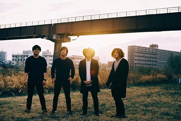 Weekend Free Mens ━━ 松島発!力強く前へ進む王道ギターロックバンド