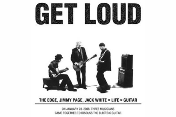 ロックの伝説が集まる!「Get Loud」