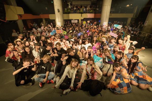UNiON STAR'S ライブレポート━━ 今年も渋谷の夏フェスに、 ユニオンエンタのアーティスト達が全員集合。
