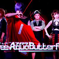 Free Aqua Butterfly アッパーなサウンドとツインボーカルで魅せる要注目ポップミクス