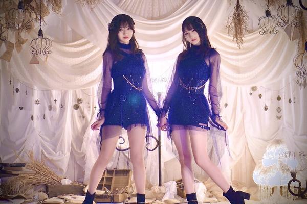 TwinStellar 抜群のスタイルとシンクロする歌声で魅せるリアル双子ユニット