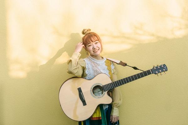 前田琴音 頑張る人たちへ応援のメッセージを歌い上げるしゃべくりシンガーソングライター
