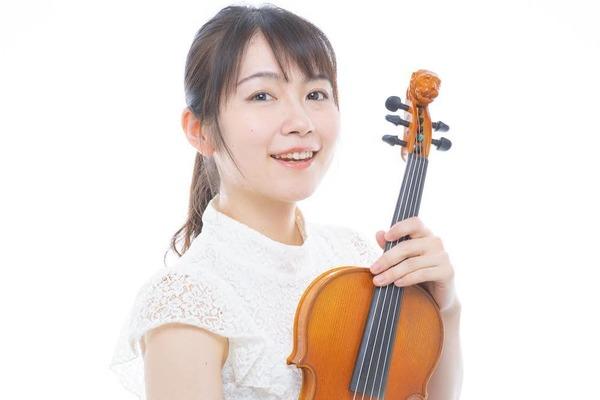 小夜子 音に想いや情景を乗せるノンジャンルなバイオリニスト