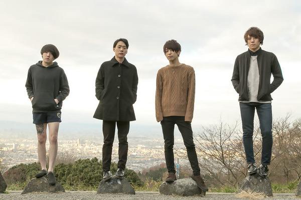 熱い感情をがむしゃらに表現していく-大阪発、エモーショナル・ロック・バンド「ゴードマウンテン」