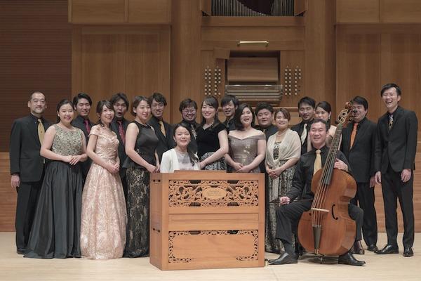 Salicus Kammerchor 宗教声楽作品を演奏する実力派揃いの音楽家集団