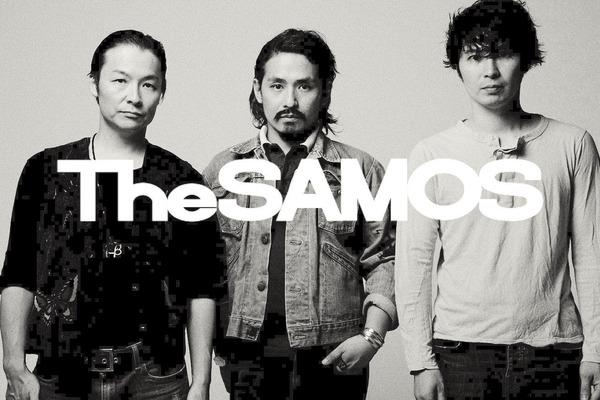 The SAMOS 極上のサウンドで魅せるエレクトリック・ニューウェイブの世界