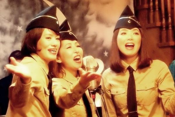 The Cotton Sisters 現代の日本によみがえるスウィングジャズ・エンターテインメント