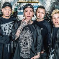 沖縄のロックバンドROACH、8月から行うリリース・ツアーに台湾公演の追加開催を発表!
