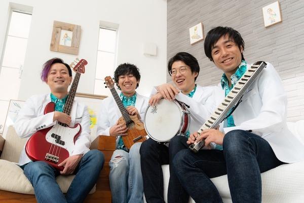 The Bubbles 確かなセンスと実績を持った4人組アイドルバンド