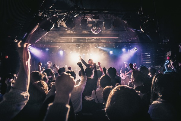 yucat PARALLEL LIVE 東名阪レコ発Tour'19〜Steam Japan〜