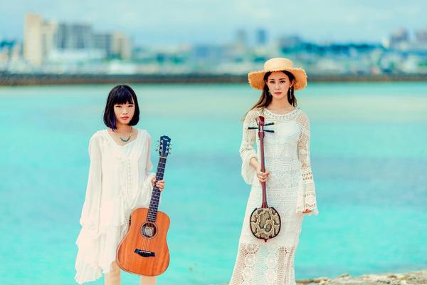 いーどぅし ギターと三線で新しい沖縄の音を奏でるポップスデュオ