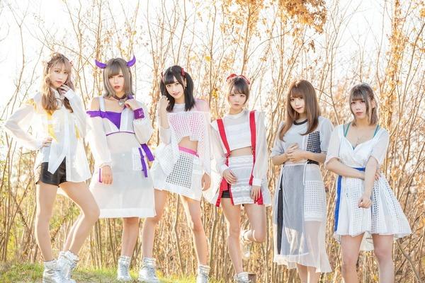 匿名ミラージュ 破天荒なキャラクターで神戸から躍進する個性派アイドルグループ