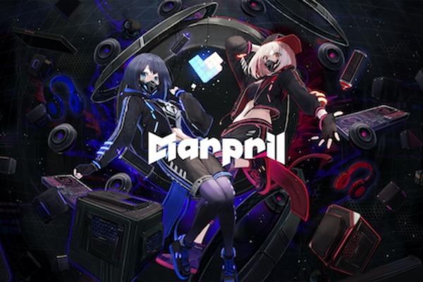 Marpril 音と動きを融合させたパフォーマンスで魅せるバーチャルダンスミュージック