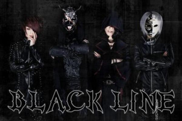 ハードなサウンドと妖艶な世界観【BLACK LINE】