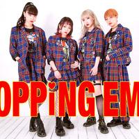 POPPiNG EMO 決意に満ちた目が印象的なサブカル系アイドル
